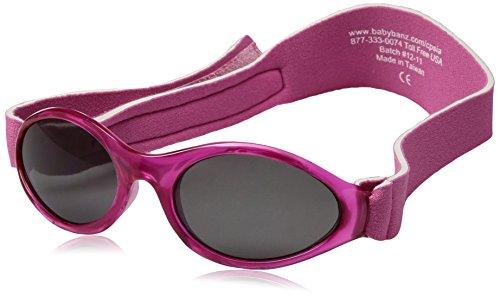 occhiali da sole bimbo 1 anno BABY BANZ Occhiali da sole per bambini