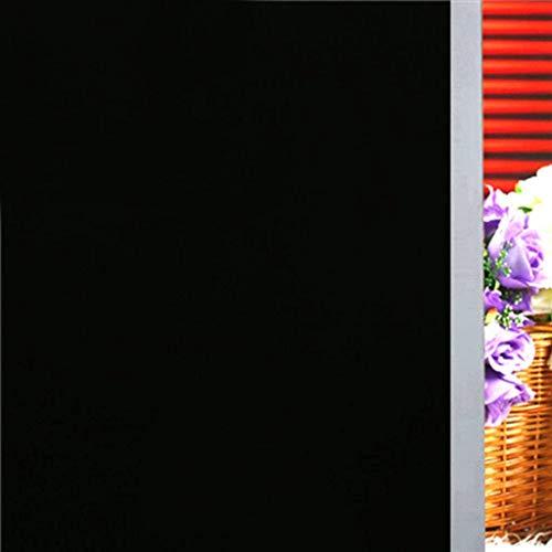 Verduisterend raamfolie, statische Cling glazen stickers voor balkon Office Privacy Window Sticker