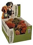 Whimzees Zahnbürste Größe L | 30 Stck Display Hundesnack vegetarisch