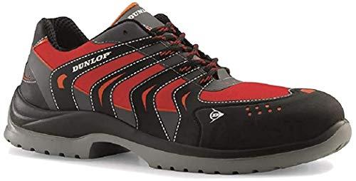 Dunlop Fast Response - Chaussures de sécurité S1P SRC couleur, Bleu, 44 EU