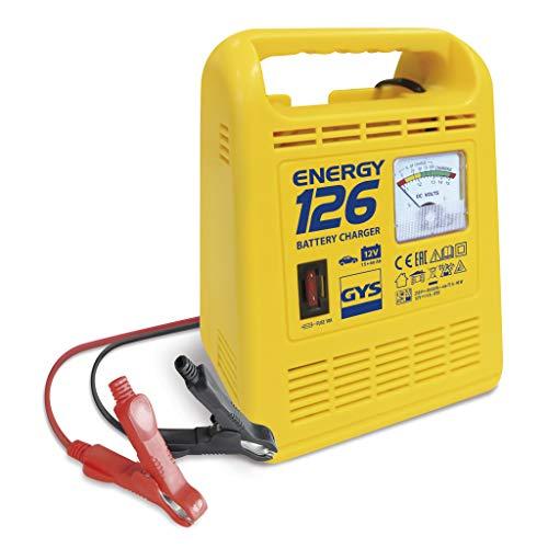 Chargeur de batterie auto traditionnel GYS 12V