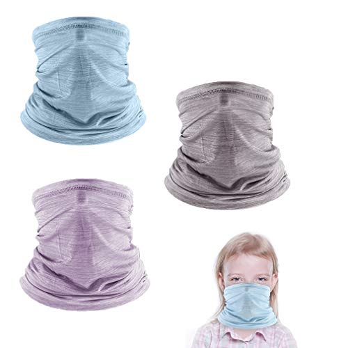 2PC Filter Children Washable Reusable Face Protect Balaclava With Eye Shield For Boys Girls Kids 7-15 Days Delivery 1PC Face
