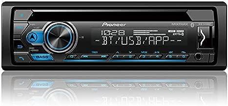 pioneer mvh x380bt car stereo