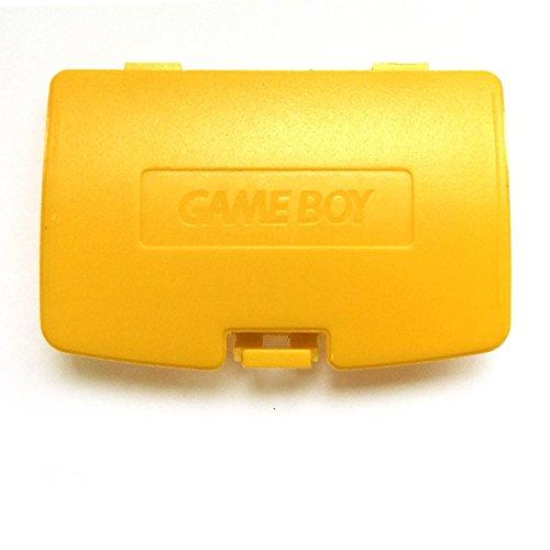 Akku-Rückabdeckung für Gameboy Color GBC Game Boy, Gelb