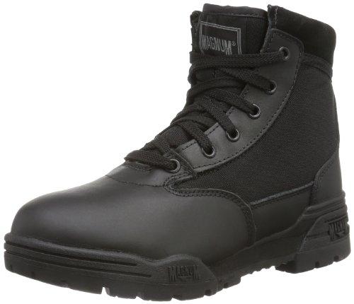 Magnum Magnum Mid, Unisex-Erwachsene Combat Boots, Schwarz (Black 021), 43 EU (9 Erwachsene UK)