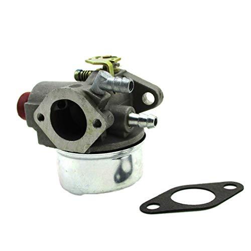 XLYZE Carburetor Carb for Tecumseh 5HP 6HP 6.5HP 193cc OHV Engine Buggy Go Cart Kart Carb