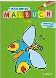 Mein erstes Malbuch Natur: Fröhliche Motive, starke Konturen, Farbvorschläge (Malbücher und -blöcke)