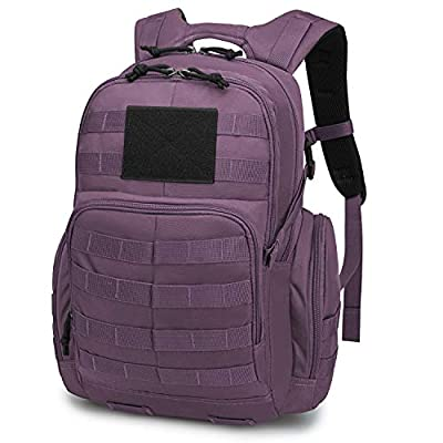 Mardingtop 25L Tactical Backpack 25L-Purple