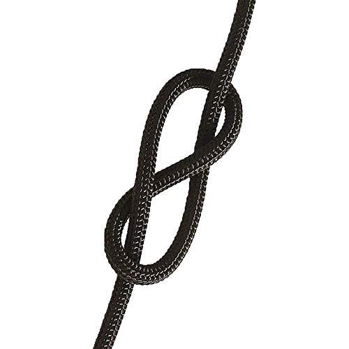 SSHA cuerda escalada Cuerda de emergencia al aire libre de 6 mm, equipo de escalada de roca Cuerda Auxiliar Cuerda Auxiliar Cuerda de Emergencia de Emergencia Nylon Super Soft Resistente a Ropa Cuerda