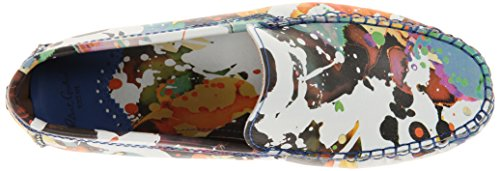 Robert Graham Men's Verrazano Slip-On Loafer, Gerard Print, 10.5 M US