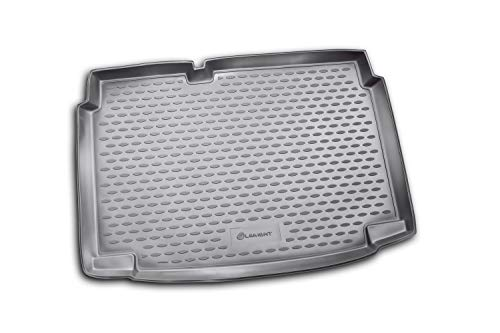 Element EXP.NLC.51.28.BN11 Passgenaue Premium Antirutsch Gummi Laderaumwanne Kofferraumwanne für VW Polo V 5 Typ 6R/6C/61, Schrägheck-Jahr: 09-20, Schwarz, Passform
