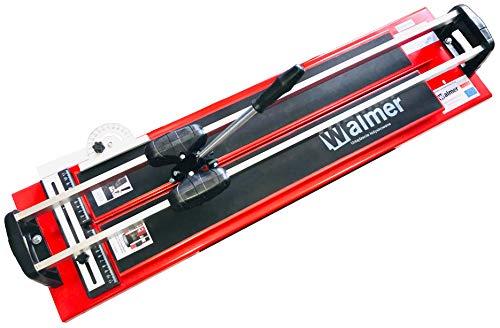 WALMER MGLR II Fliesenschneider 600-1200 mm Schneidmaschine Fliesen Profi-Qualität (600mm)