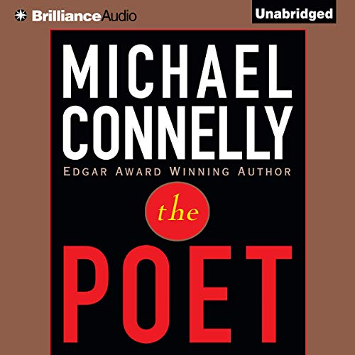 The Poet audiobook cover art