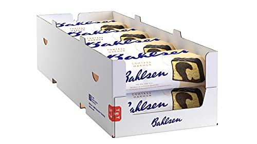 Bahlsen Comtess Marmor - 8er Pack - saftiger Marmor-Rührkuchen, einzeln verpackt (8 x 350 g)