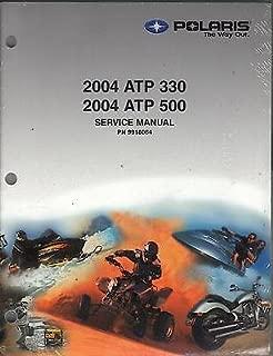 Best 2004 polaris atp 500 service manual Reviews