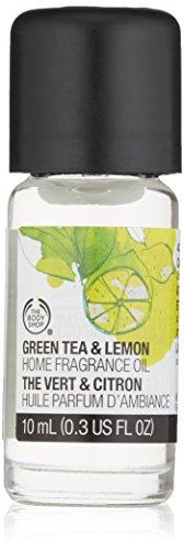 The Body Shop Home Fragrance Green Tea & Lemon Oil - 10ml
