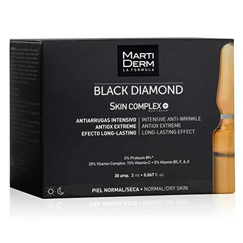 Martiderm Black Diamond 30 Ampollas | Ampollas Martiderm Skin Complex
