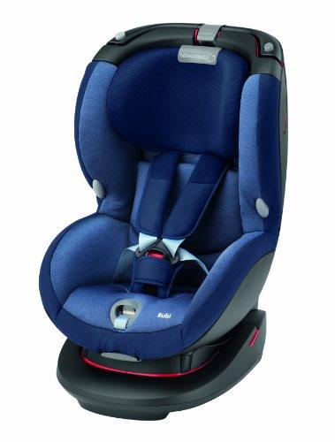 Bebe Confort 76435291–Seggiolino auto gruppo 1Rubi Dress Blue (Dorel)