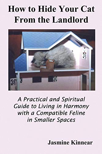 How to Hide Your Cat from the Landlord: A Practical and Spiritual Guide to Living in Harmony with a Compatible Feline in Smaller Spaces