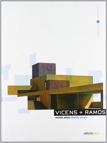 Vicens+Ramos veinte años: Twenty Years (Monografías de arquitectura)