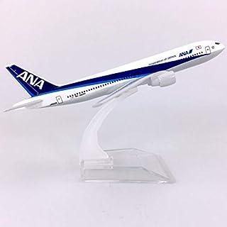 ANA 全日空 模型 おもちゃ 1/400 飛行機 Boeing ボーイング 767-300 ダイキャスト製 完成品 [並行輸入品]