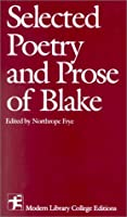 William Blake: Selected Poetry and Letters 0394309863 Book Cover