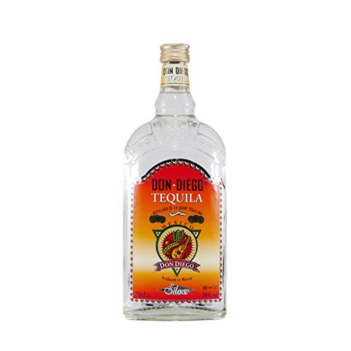 Don Diego Tequila Silver