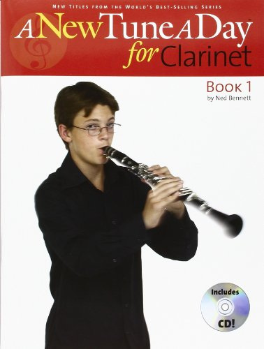 Clarinet: A new tune a day (book + cd): Clarinet - Book 1