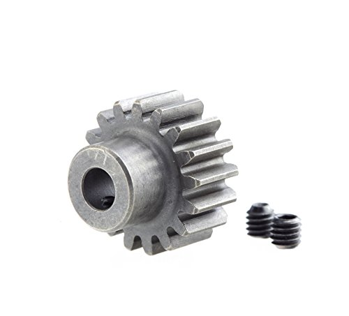 GDS Racing Pro Mod1 5mm Bore Pinion Gear 17 Tooth Hardened Steel M1 17T RC Model