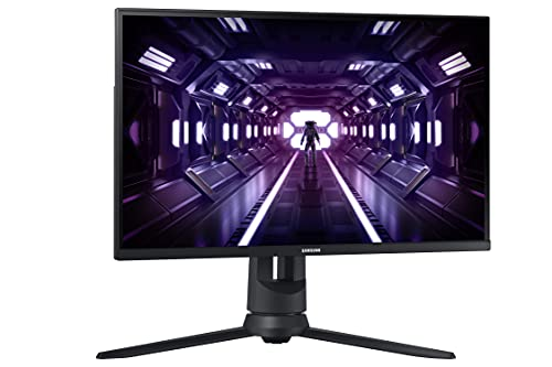Samsung Odyssey G3 24 Zoll 1080p Gaming Monitor (F24G33T), 144Hz, 1ms, FreeSync Premium, Schwarz