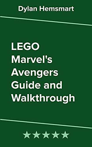 LEGO Marvel's Avengers Guide and Walkthrough (English Edition)