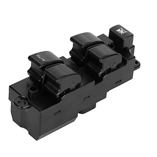 Aramox Power Window Master Switch, Electric Power Window Master Control Switch UB9D-66-350 for Ford Ranger T6 2012-2016 (Right)