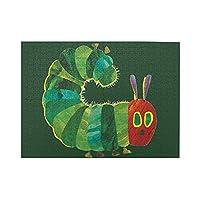 500 ピース はらぺこあおむし3 木製ジグソーパズルパズルゲーインタラクティブゲ子供と大人のためのゲームー手作り人気の装飾品お誕生日プレゼントト祝い 新年 ギフト