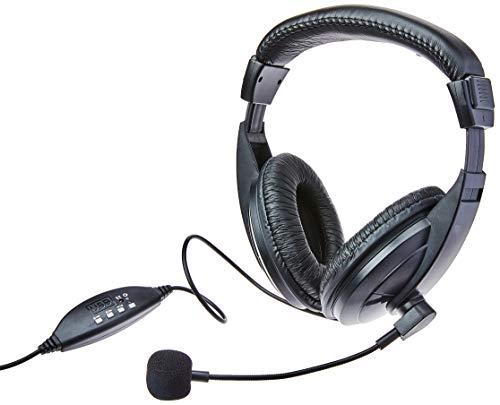 Fone De Ouvido Headset Giant Usb Multilaser - PH245