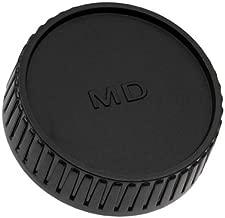 Fotodiox Rear Lens Cap for Minolta MD/MC/SR Rokkor Lenses, Fits Minolta X-700, X570, X-370, XD, XD-7, XD-11 XG, XG-7, SR-T 101, X-1, SR-1, SR-2, SR-7