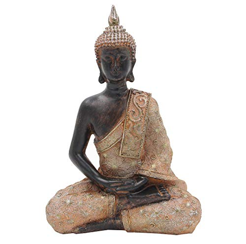 DharmaObjects Meditation Buddha Statue Buddha Statue for Home Meditation Gift 8 Inches Tall