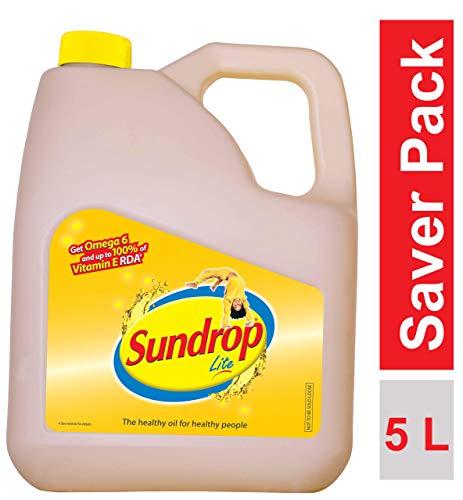 Sundrop Lite Oil, 5l Jar