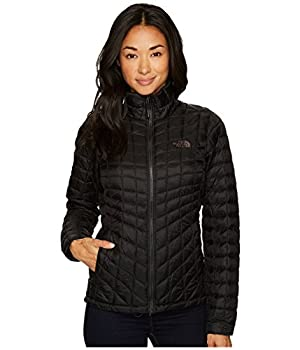 The North Face Women s Thermoball Full Zip Jacket TNF Black - M