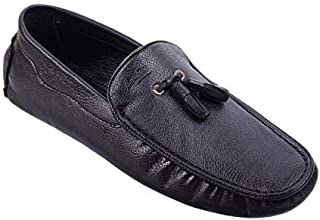 Lee Fox Loafer Casual Shoes LF 600 Black