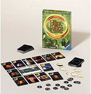 Lord of the Rings: Fellowship of the Ring German Card Game