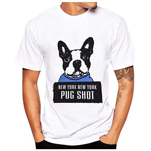 Camisetas Moda Hombre Camisetas Casual Hombre Camisetas Hombre Manga Corta AIMEE7 Polos Hombre Manga Corta Camisetas Element Hombre Camisas Joven Hombre Camisas Urbanas Hombre(P,L)