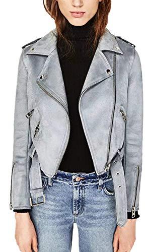 Jas dames Fashion Elegante Revers Longsleeve Suède Korte jas Vintage Vrijetijd Jongens Chic effen trendy overgang Outerwear jas herfst