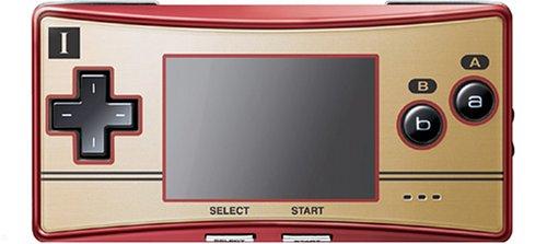 Game Boy Micro (Famicom Version) Japan Model