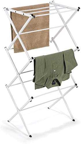 Classy 'n' Cozy Small Cloth Arier Cloth Drying Stand (grey)