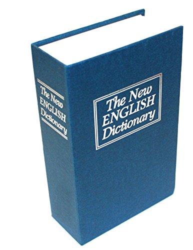 D-Mail Cassaforte a Forma di Libro New English Dictionary