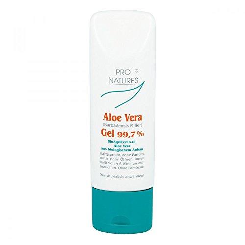 PRO NATURES Aloe Vera Gel 99,7%, 100 ml Gel