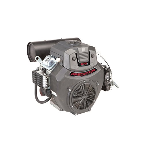 22 HP (670cc) V-Twin Horizontal Shaft Gas Engine EPA Predator