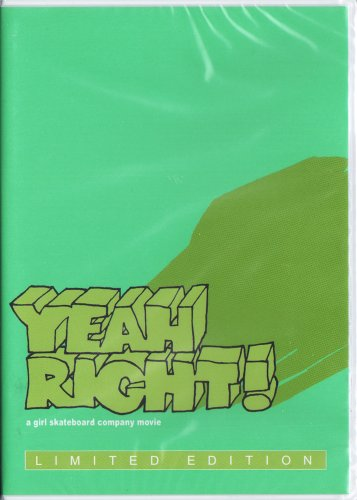 Yeah Right! DVD by Girl Skateboards - Limited Edition Version!