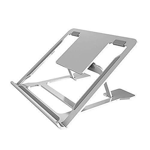 Zxwzzz Aluminum Alloy Sechsgang-Adjustment Laptop Halterung Metall Cooling Base