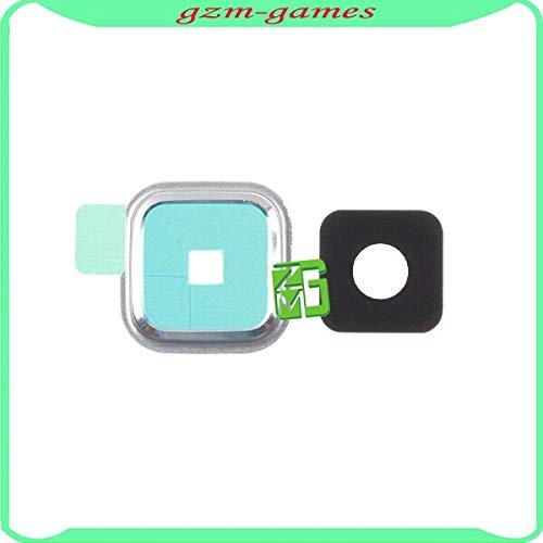 (250 PCS/Lot pour Samsung Galaxy S5 SM-G900F arrière caméra arrière couvercle d'objectif...